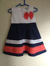 New Stunning Girls Summer Dress Size: 2, 3, 4