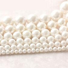 "1 PC Natural Freshwater Pearl Gemstone Freeform Roundel Loose Charm Beads 14"""