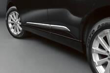 Toyota Venza Body Side Door Moldings Genuine OE OEM