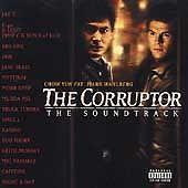 """THE CORRUPTOR""-Film Soundtrack-Jay Z-Too Short-Run DMC-DMX-R&B-Hip Hop-NEW CD"