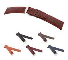 """RIOS1931 XS Uhrenarmband Büffelleder """"Texas"""", 12-14 mm, 5 Farben, neu!"""