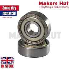 608ZZ 8mm x 22mm x 7mm Shielded Deep Groove Ball Bearing - 608 Fidget