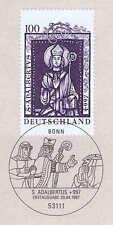 BRD 1997: Heiliger Adalbert Nr. 1914 mit Bonner Ersttags-Sonderstempel! 1A! 1610