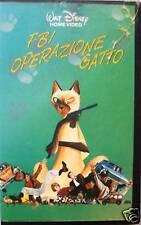 FBI OPERAZIONE GATTO - WALT DISNEY - 1982  - VHS