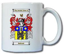 REDWOOD COAT OF ARMS COFFEE MUG