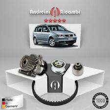 KIT DISTRIBUZIONE + POMPA ACQUA VW TOURAN 1.9 TDI 66KW 90CV 2007 ->