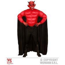 Herrenkostüm Teufel Teufelskostüm Herren Fasching Kostüm Halloween Muskelshirt