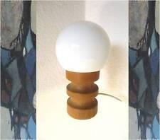 70s LAMPE - table lamp - Kugellampe