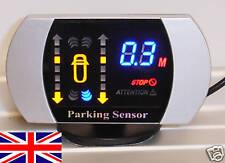 Rear Parking Reversing Sensor 8 sensors LED displayer