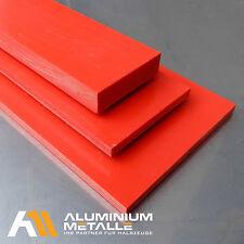 PVC plaque prédécoupé épaisseur 15mm Rouge rigide-pvc PVC-U plastique Plat