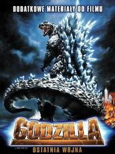 Godzilla Final Wars Awesome Gojira Japanese Movie Art Huge Print POSTER Affiche