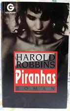 Book (S) - Piranhas-Harold Robbins Novel