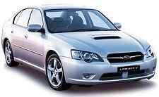 SUBARU LIBERTY GT GEN4 2003-2006 SERVICE REPAIR MANUAL