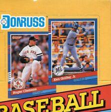 Baseball Cards Donruss Diamond Kings 1991 Season For Sale Ebay