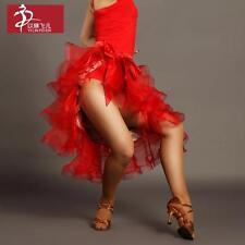 2017 Women NEW Latin salsa Tango Rumba Cha cha Samba Ballroom Dance Skirt dress