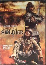 LITTLE BIG SOLDIER (2010) Jackie Chan Leehom Wang Lin Peng Steve Yoo SEALED DVD