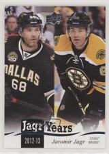 2018-19 Upper Deck Years #JJ-19 Jaromir Jagr Dallas Stars Hockey Card
