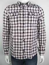 J.C. JC Rags Shirt Hemd Overhemd Camicia Kariert Flanel Neu -50% M L XXL