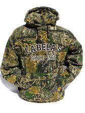 Cabela's Seclusion 3D Athletic Hunting Hoodie Men's Heavyweight Sweatshirt 2XL