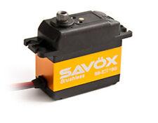 Servo SAVÖX Sans brosse SB 2270 SG 32 kg Gas Servo de direction 80101025