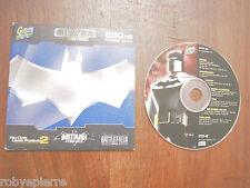 1 PC CD ROM silver disc BATMAN VENGEANCE battlefield no one lives forever II 2