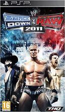 WWE SMACKDOWN VS RAW 2011 (Sony PSP, 2010)