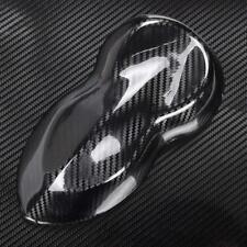 3D 4D 5D 7D Premium Matte Gloss Semi Black Carbon Fiber Vinyl Wrap Bubble Free