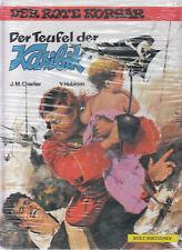 Der Rote Korsar Hardcover Comic Nr. 1 - 35 zur Auswahl Kult Editionen Neuware !