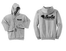 Bass Cat Hoodie Sweatshirt