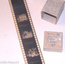 RARE Film TINTIN Minet dans la sombre forêt par Jean SAINT-MARD
