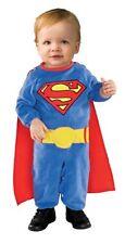 Rubies Superman DC Comics Batman Infant Toddler Childs Halloween Costume 885301