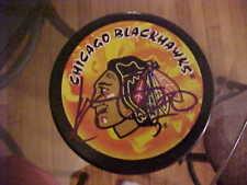CHICAGO BLACKHAWKS JASSEN CULLIMORE SIGNED PUCK