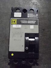 Square D 30 Amp Breaker FAL22030  2 Pole  240VAC
