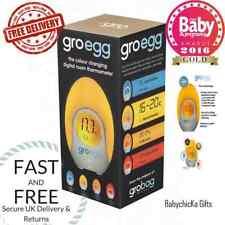 The Gro Company Gro-Egg Room Thermometer / Baby Nursery Nightlight *BRAND NEW*