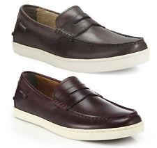 Cole Haan Pinch Weekender Cordovan Stormcloud Peny Loafer Mens's Shoes C21980