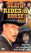 Death Rides a Horse (DVD, 2006) NEW