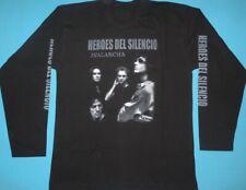 Heroes del Silencio - Avalancha T-shirt Long Sleeve Bunbury