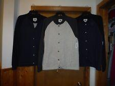 Long Sleeve Snap Fastener Soft Men's Bomber Jackets XL,L,M,Old Navy Some Color