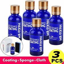 5PACK 50ML 9H MR FIX  SUPER CERAMIC CAR COATING Wax HIGH QUALITY NEW HOT / AA
