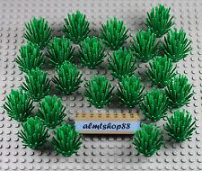 LEGO - Plant Prickly Bush Green 2x2x4 - Forrest Shrub Foliage Christmas Bulk Lot