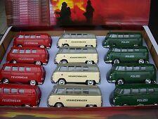 vw t1 bulli Vehículo Bombero Policía Ambulancia