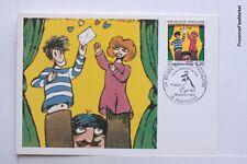 yt 2506 FRANCE  Carte Postale Maximum  ANGOULEME BD FRED