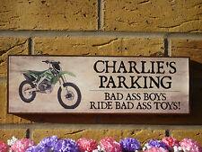 PERSONALIZZATI OFF ROAD BIKE segno Trials moto moto da cross KTM segno HUSQVARNA regali