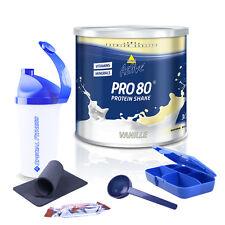 35,87 €/kg ++ INKO Pro Active 80 Protein, Eiweiß Shake, 750g Dose + BONUS ++