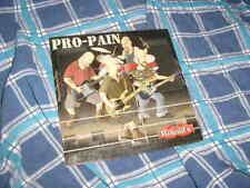 CD METAL pro pain round 6 Nuclear Blast promo