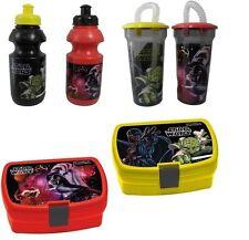 star wars trinkflasche brotdose