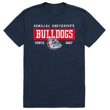 Gonzaga University Bulldogs NCAA Established Tees T-Shirt