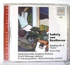 BEETHOVEN SINFONIA N 3 /CD