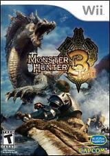 Monster Hunter 3  (Wii, 2009)