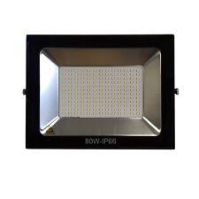 FLOOD LIGHT SMD 10W 30W 50W 80W 100W SMD LED IN COOL WHITE IP65 WATERPROOF